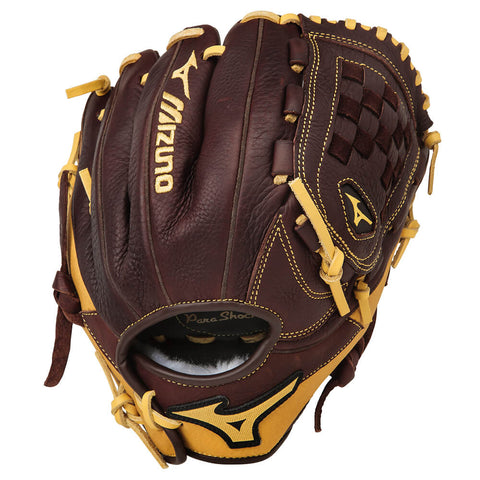MIZUNO FRANCHISE 11 INCH BASKET WEB BASEBALL GLOVE REG