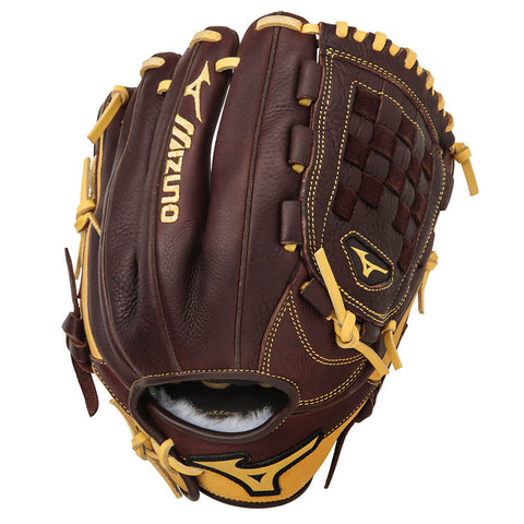 MIZUNO FRANCHISE 12 BASKET WEB INCH BASEBALL GLOVE  REG