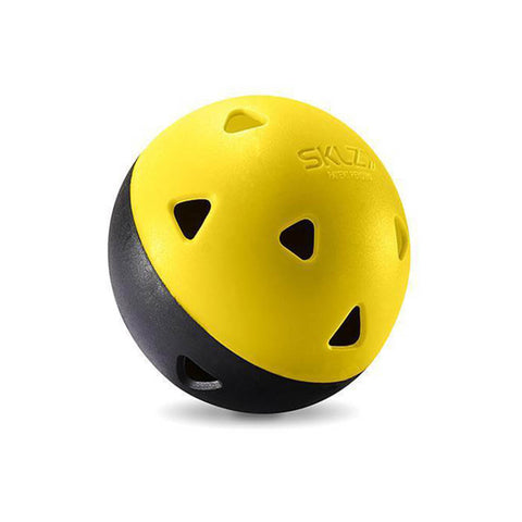 SKLZ MINI IMPACT PRACTICE BALL - 12 PACK