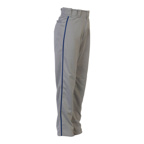 EASTON MAKO 2 PIPED X LARGE GRAYY/ROYAL BASEBALL PANT
