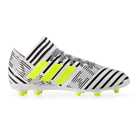 ADIDAS JR DUST STORM NEMEZIZ 17.4 INDOOR CLEAT
