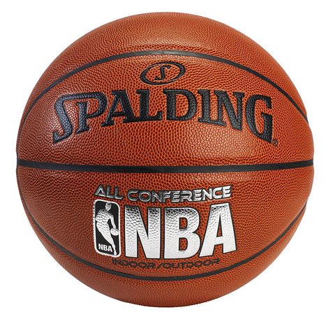 SPALDING NBA ALL CONFERENCE SIZE 7 BASKETBALL