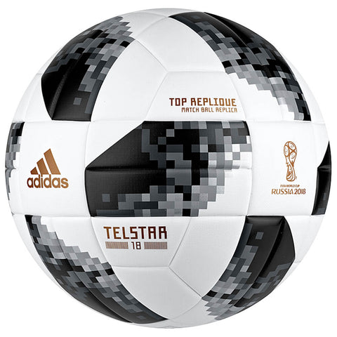 ADIDAS WORLD CUP 2018 TOP GLIDER S3 SOCCER BALL
