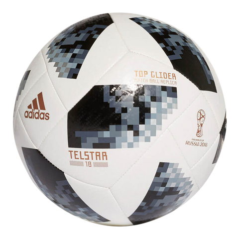 e092ea710 ADIDAS WORLD CUP 2018 TOP GLIDER SIZE 5 SOCCER BALL