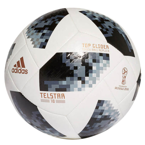 ADIDAS WORLD CUP 2018 TOP GLIDER SIZE 4 SOCCER BALL