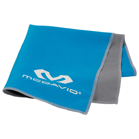 MCDAVID USA 6585 UCOOL TOWEL NEON BLUE