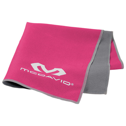 MCDAVID USA 6585 UCOOL TOWEL NEON PINK