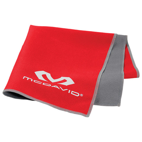 MCDAVID USA 6585 UCOOL TOWEL RED