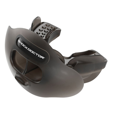 SHOCK DOCTOR YOUTH MAX AIRFLOW LIP GUARD BLACK