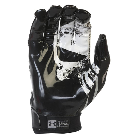 259c61a67fd ... UNDER ARMOUR ALTER EGO PUNISHER F5 LARGE BLACK FOOTBALL GLOVE