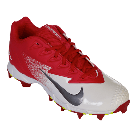 NIKE MEN'S VAPOR ULTRAFLY KEYSTONE RED BASEBALL CLEAT