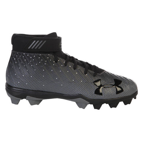 UNDER ARMOUR MEN'S HARPER RM BLACK BASEBALL CLEAT