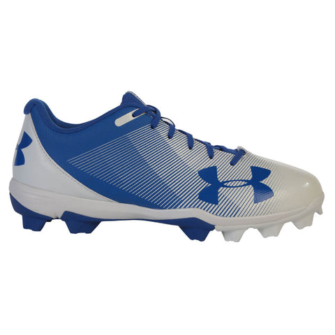 UNDER ARMOUR MEN'S LEADOFF LOW RM BLUE BASEBALL CLEAT