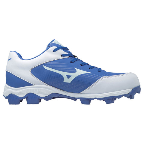 MIZUNO MEN'S 9 SPIKE ADVANCED FRANCHISE 9 ROYAL/WHITE BASEBALL CLEAT