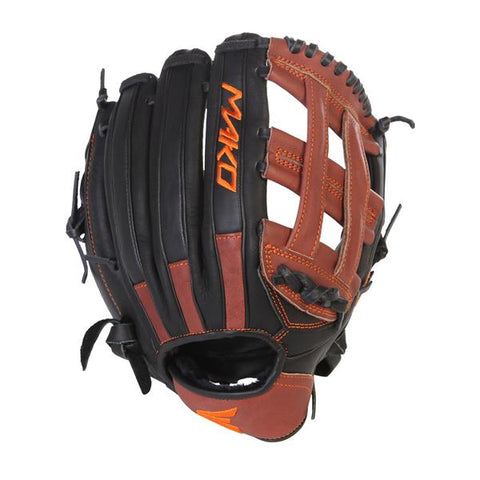 EASTON YTH MAKO BASEBALL GLOVE 12 INCH LHT