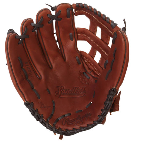 RAWLINGS SANDLOT SOFTBALL GLOVE 14 LHT