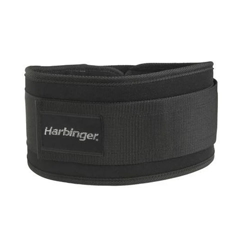 HARBINGER 5'' FOAM CORE BELT LARGE BLACK