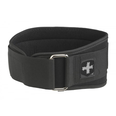 HARBINGER 5'' FOAM CORE BELT BLK XLG