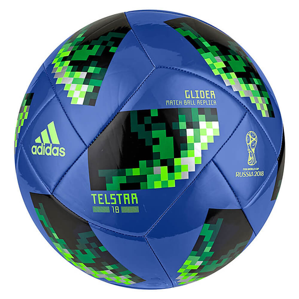 ccac89d192e ADIDAS WORLD CUP 2018 GLIDER SIZE 3 SOCCER BALL – National Sports