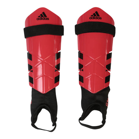 ADIDAS GHOST CLUB RED LARGE SOCCER SHINGUARD