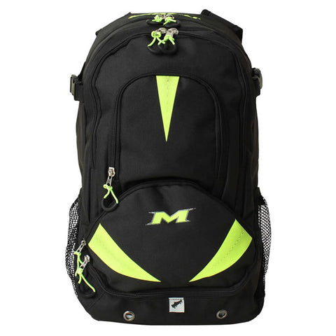 MIKEN FREAK BLACK/OPTIC BACKPACK