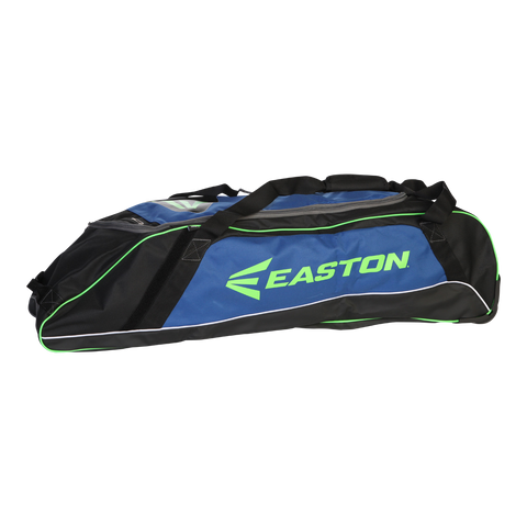 EASTON SPORTS E300W EQT BAG W/WHEELS RYL/GRN