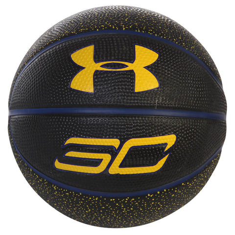 UNDER ARMOUR SC STEPH CURRY SIZE 3 MINI BASKETBALL