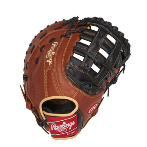 RAWLINGS SANDLOT 12.5 INCH 1ST BASE GLOVE RIGHT HAND THROW