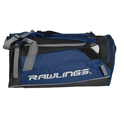 RAWLINGS HYBRID BACKPACK/DUFFEL PLAYERS BAG NAVY
