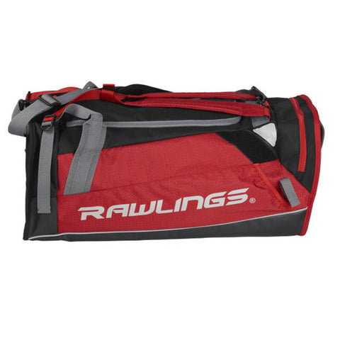 RAWLINGS HYBRID BACKPACK/DUFFEL PLAYERS BAG SCARLETT