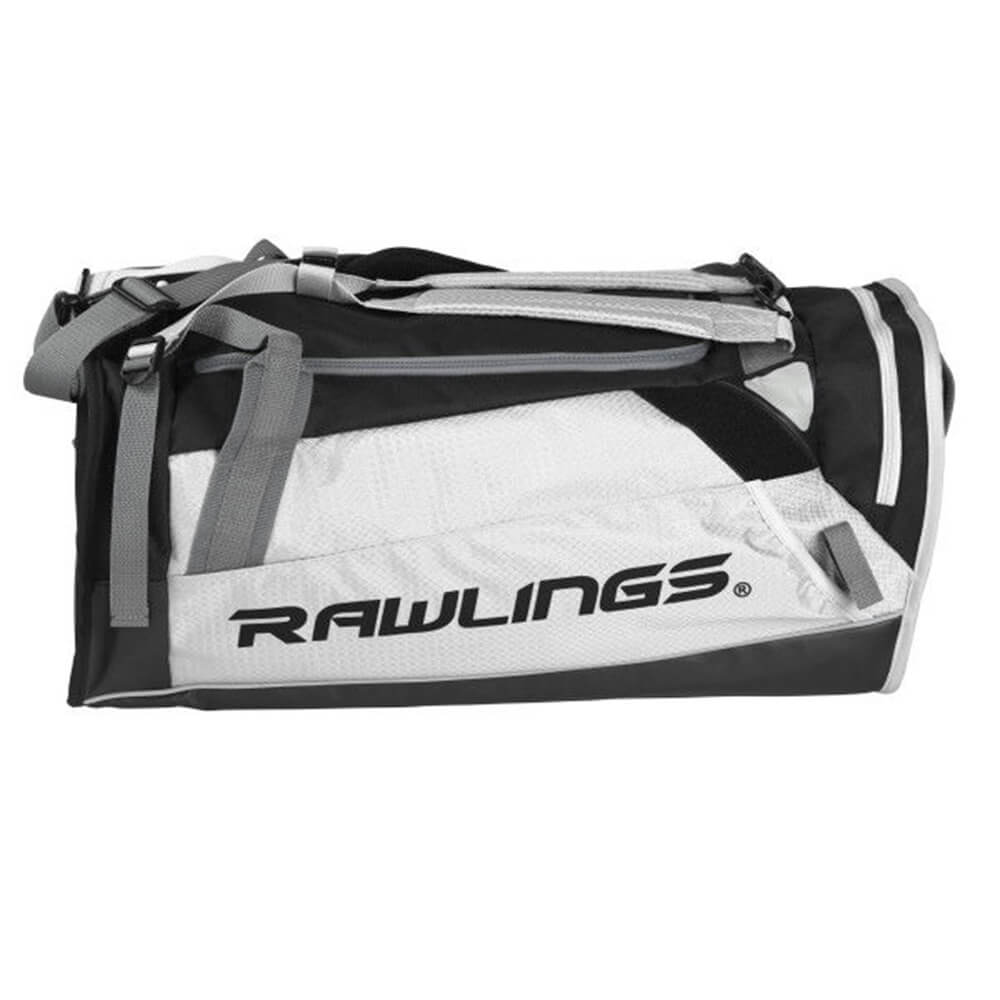 5178cdcc6d RAWLINGS HYBRID BACKPACK DUFFEL PLAYERS BAG WHITE