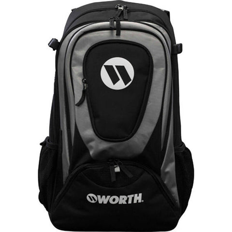 WORTH TEAM BACKPACK BLACK/SILVER