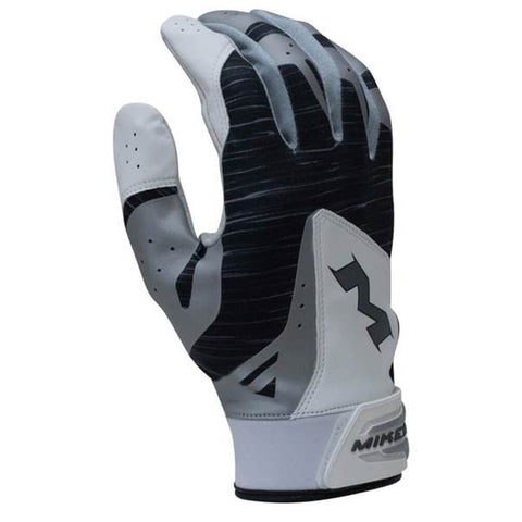 MIKEN MIKEN BATTING GLOVE MEDUIM BLACK