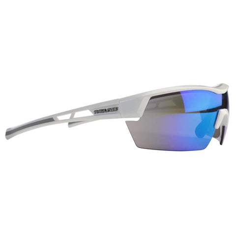 RAWLINGS SENIOR R-34 BASEBALL SUNGLASSES WHITE