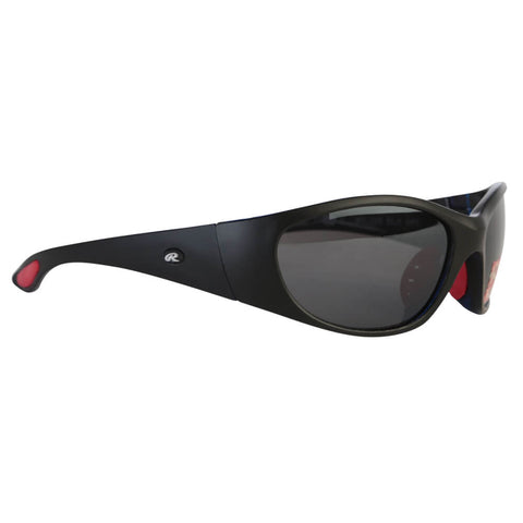 ef37924390 RAWLINGS YOUTH RY108 BASEBALL SUNGLASSES BLACK RED
