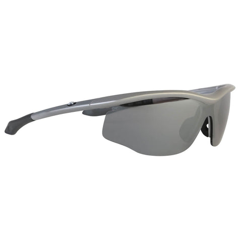 RAWLINGS YOUTH RY100 BASEBALL SUNGLASSES SILVER