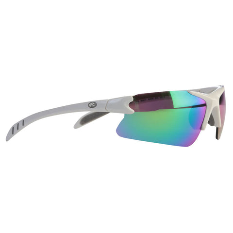 RAWLINGS YOUTH RY103 BASEBALL SUNGLASSES WHITE