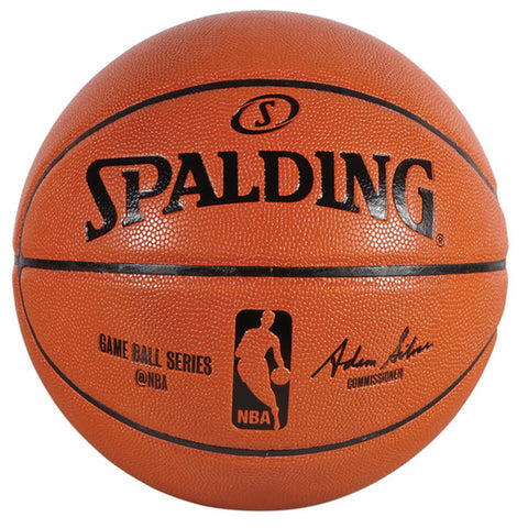 SPALDING NBA GAME BALL REPLICA S7