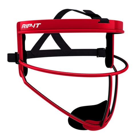 RIP-IT YOUTH DEFENSE PRO MASK RED