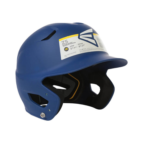 EASTON JR Z5 GRIP SOLID BATTING HELMET MATTE ROYAL
