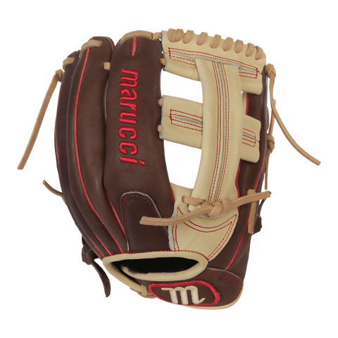 MARUCCI BR450 SERIES SINGLE POST WEB 11.75 INCH BASEBALL GLOVE REG