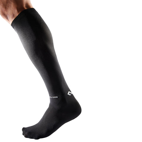 MCDAVID USA 8841 MEDIUM BLACK ELITE COMPRESSION SOCKS