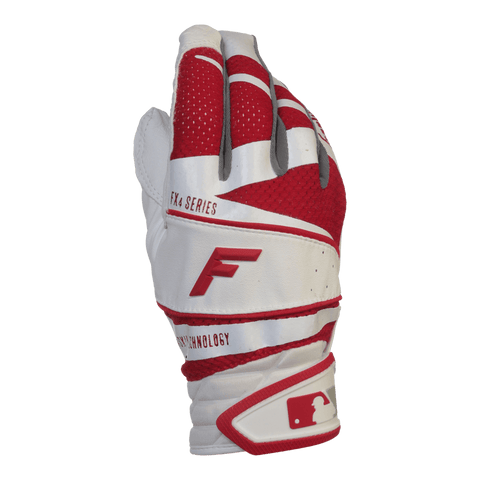FRANKLIN BG FREEFLEX FX4 WHT/RED