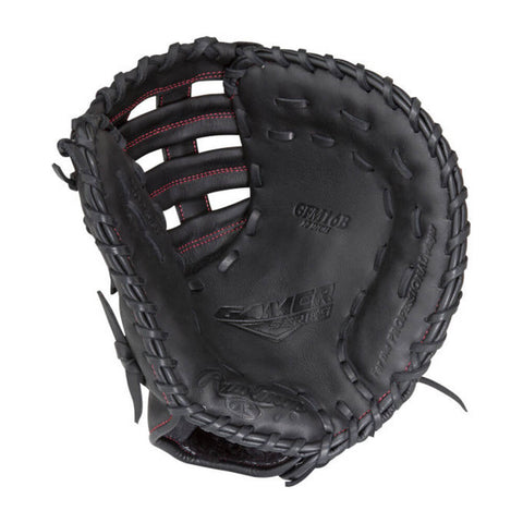 RAWLINGS GAMER YTH PRO TAPER 12 INCH 1ST BASE GLOVE RIGHT HAND THROW