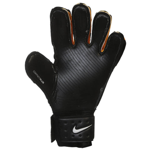 NIKE GK PREMIER GRIP3 SGT BLACK/LASER ORANGE GOAL GLOVES