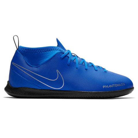 NIKE JR PHANTOM VSN CLUB DF INDOOR SOCCER CLEAT