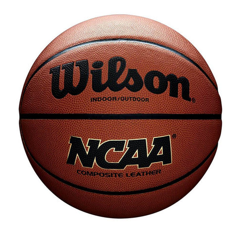 WILSON NCAA 295 COMPOSITE SIZE 7 BASKETBALL