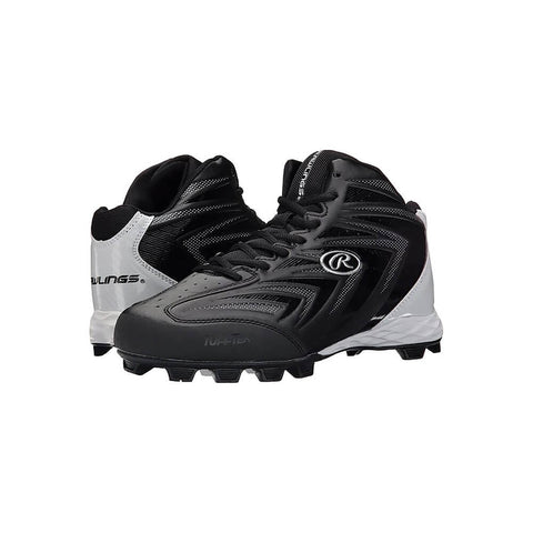 RAWLINGS JR RENEGADE MID BASEBALL CLEAT