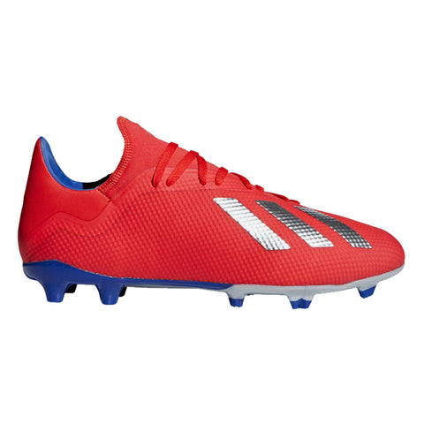 ADIDAS MEN'S X 18.3 FG SOCCER CLEAT
