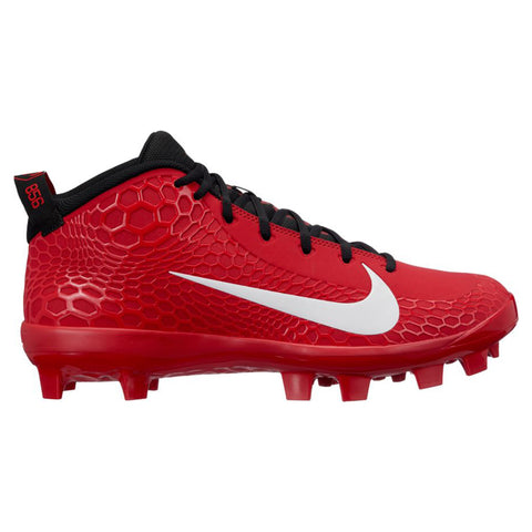 6fa4a8e8d NIKE MEN S FORCE TROUT 5 PRO MCS BASEBALL CLEAT RED WHITE ...
